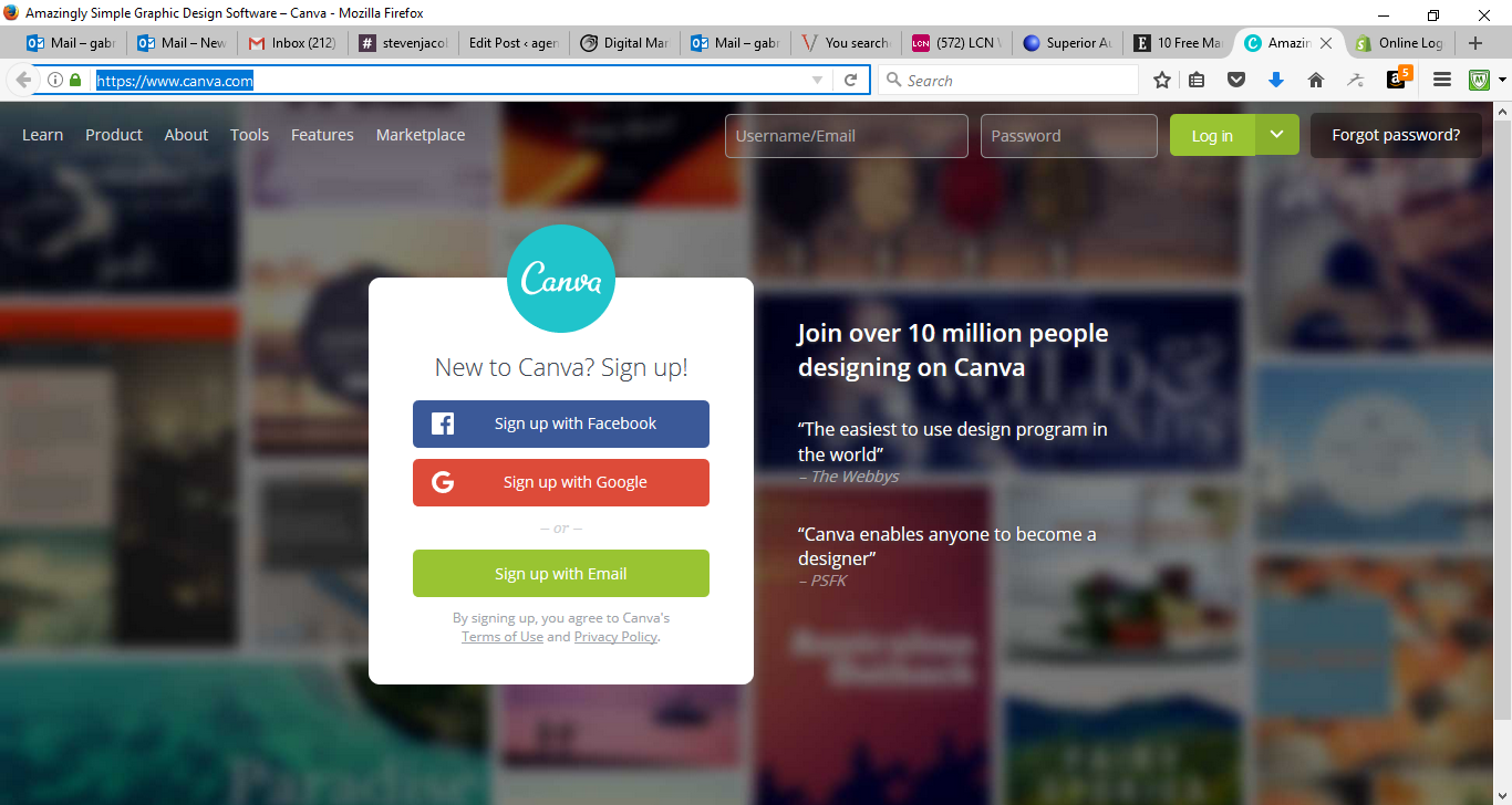 50 Free Marketing Tools Any Small Business Can Use - Canva